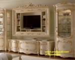 Buffet Tv Ukir Klasik Duco